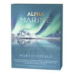 Набор North Voyage ALPHA MARINE в estelpro.in.ua
