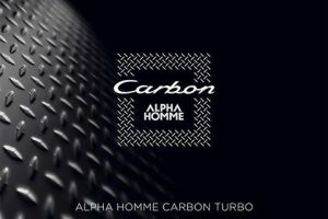 Новинка! ALPHA HOMME Carbon Turbo
